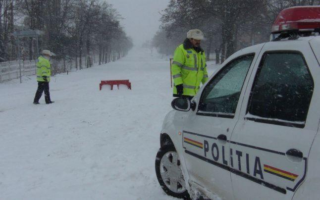 zapada-politie