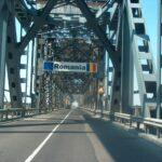 Trafic întrerupt temporar, pe podul Giurgiu-Ruse