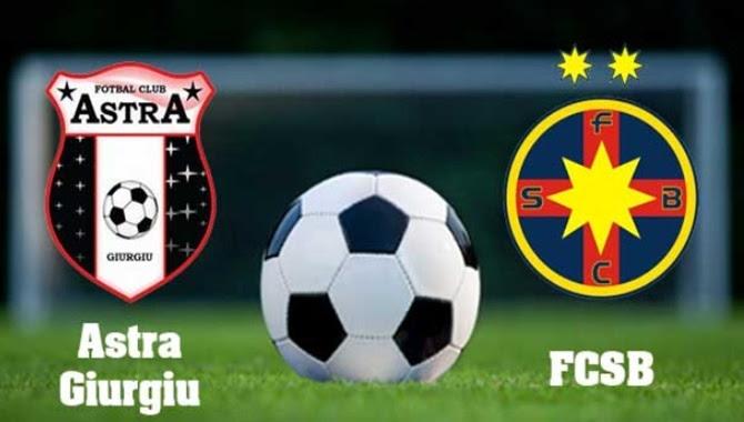 Iar vine FCSB-ul lui Becali la Giurgiu! De data asta se luptă chiar cu Astra!