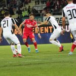 Fotbal Liga 1, etapa a 10-a. Astra – Dinamo: 3-2