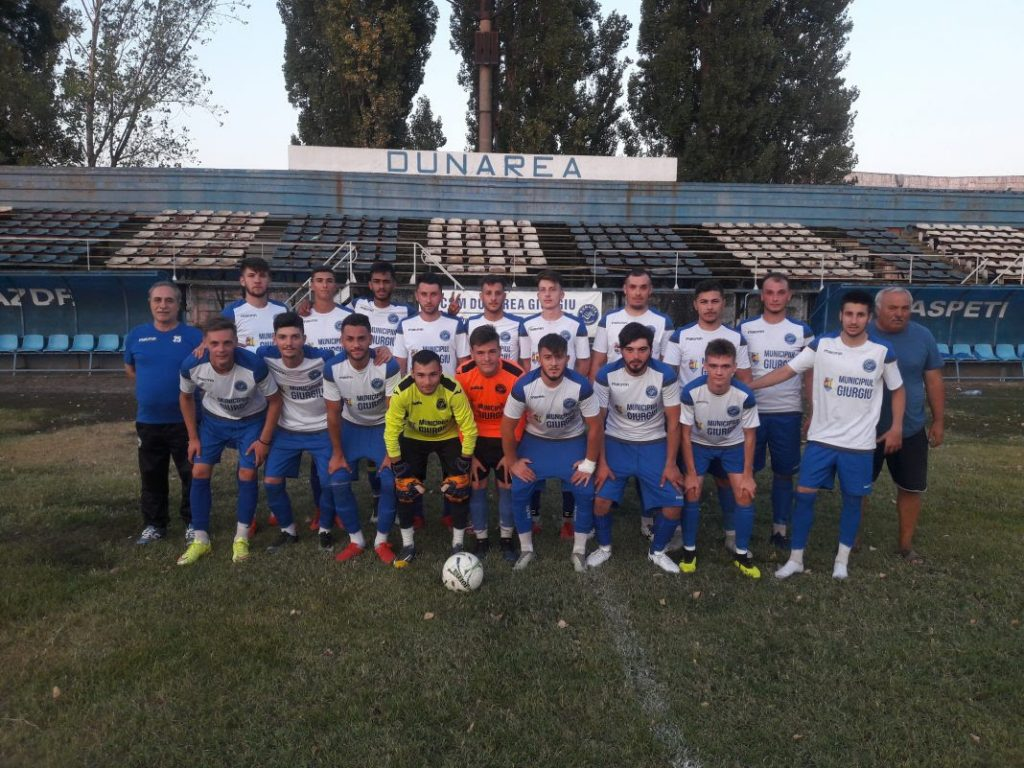 Fotbal Liga a IV-a. Avancronica etapei a V-a