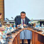 Infrastructura judeţului din nou în prim-planul CJ Giurgiu