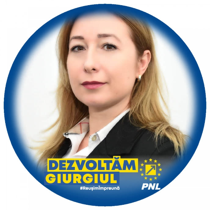 Autoportret de candidat. Nicoleta Turcu pentru Senatul României