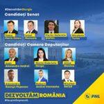 De astăzi, este oficial. Lista candidaţilor PNL Giurgiu pentru Parlamentul României