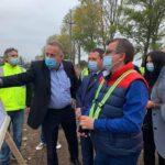 Au început lucrările preliminare la Şoseaua de Centură ce duce spre Bulgaria