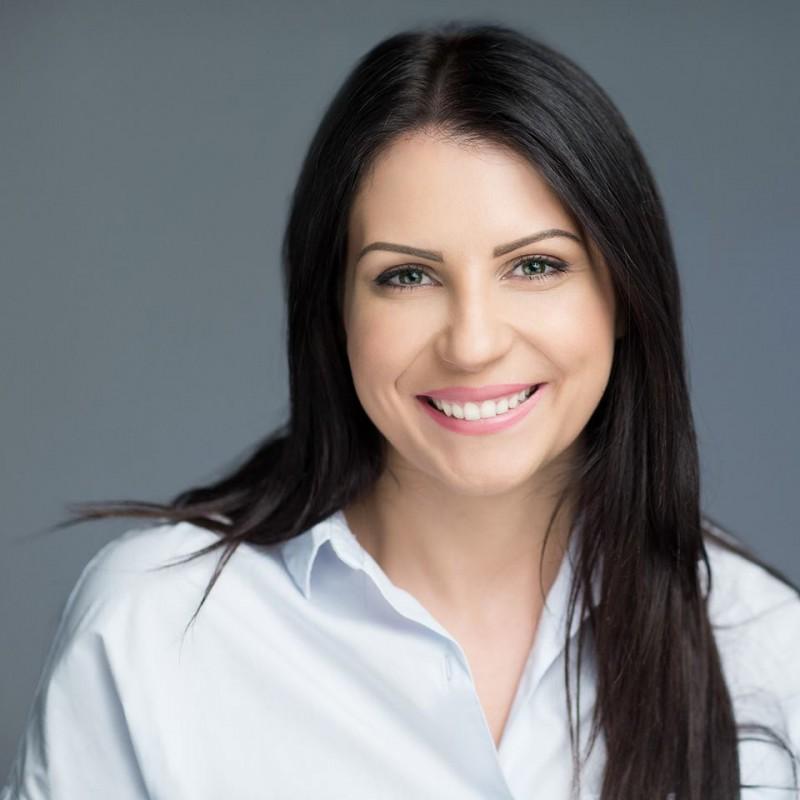 Profil de candidat.  Maria Gabriela Horga candidat din partea PNL Giurgiu la Camera Deputaţilor
