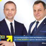Autoportret de candidat. Ionel Muscalu, candidat la Senatul României