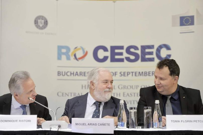 """Toma Petcu: """"Finalizarea proiectului BRUA – investiție majoră pentru România"""""""