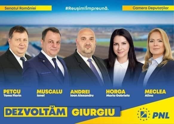 Dumitru Beianu: Votați candidații PNL pentru Parlamentul României