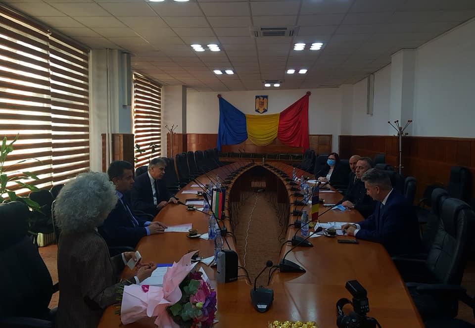 Posibilități de cooperare dintre județul Giurgiu și districtul Ruse
