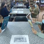 """Programul național """"Citește-mi 100 de povești!"""" – O adevărată caravană a culturii giurgiuvene în 10 biblioteci publice din judeţul Giurgiu"""