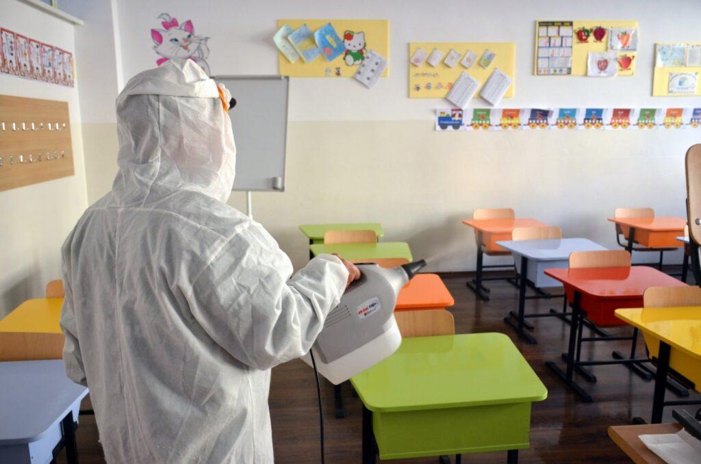 De luni reîncepe şcoala – Primăria Giurgiu anunţă că unităţile de învăţământ sunt pregătite