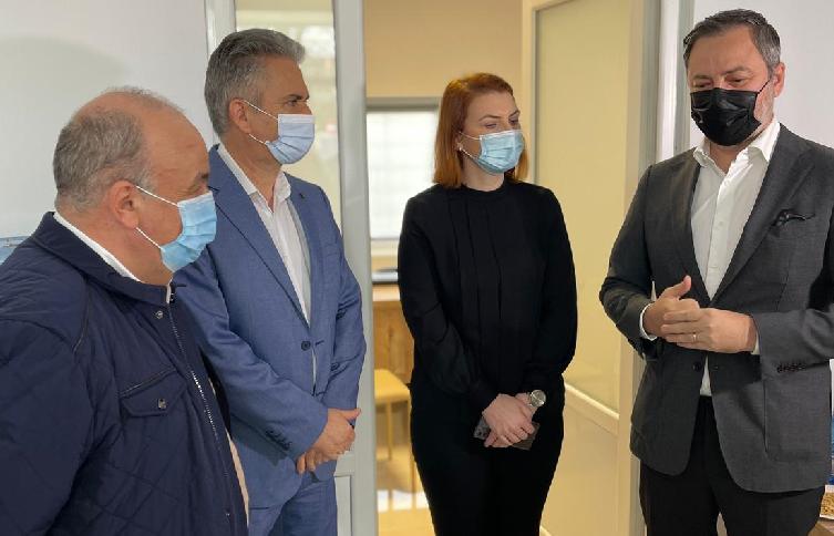 CJ Giurgiu şi-a deschis birou permanent la Bolintin Vale