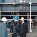 Șantierul Naval Shipyard ATG Giurgiu a mai câştigat o licitaţie internaţională