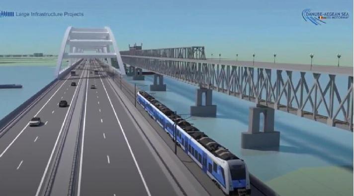 Giurgiu şi Ruse iau foarte în serios construirea unui al doilea pod peste Dunăre